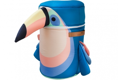 '' Tucan'' toy storage bag