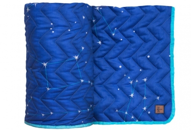 ,,King of space'' bedspread