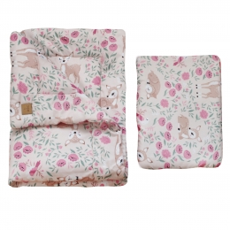 Deer Bedding Set  size S